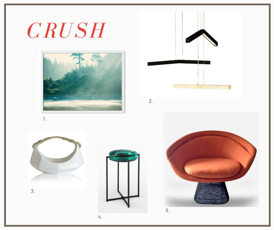 Design Crushes May Interiors Inspiration Color and Clarity Melinda Mandell Palo Alto