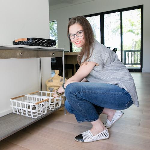 Melinda Mandell Interior Design Palo Alto, CA Organizing - Slava Di Production