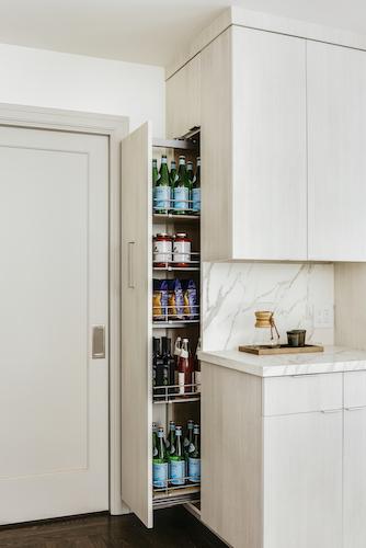 Woodside Kitchen by Melinda Mandell Interior Design- Christopher Stark
